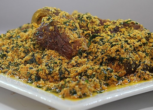 How To Prepare Ghana Egusi Soup With Spinach Jetsanza Com