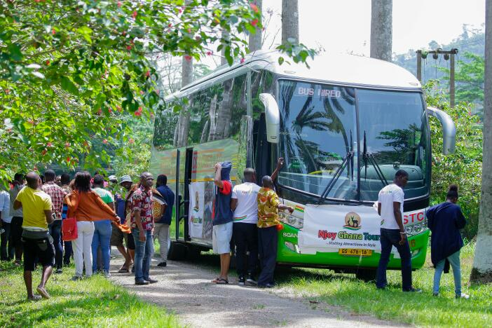 Some Tour Operators sell packages for the Kwahu Easter Celebrations