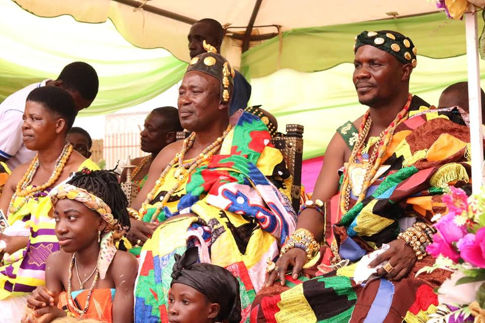 2018 Kundum Festival PHOTO CREDIT: Ben Kwame Tomo
