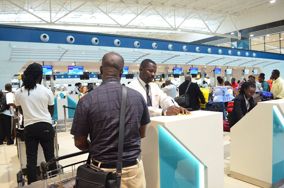 Kotoko International Airport Terminal 3 (PHOTO CREDIT: GACL)