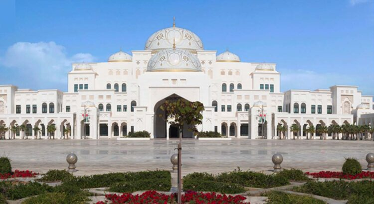 The Qasr Al Watan in Abu Dhabi PHOTO: Twitter