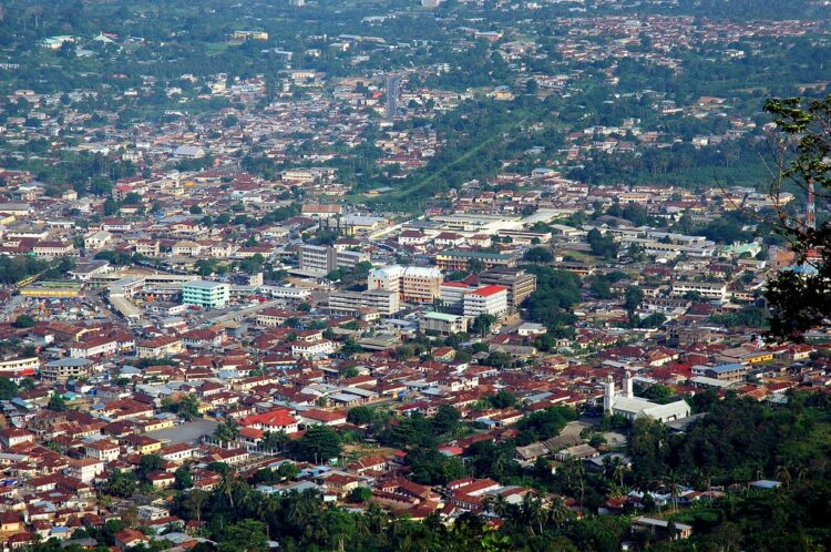 Koforidua PHOTO: SkyscraperCity