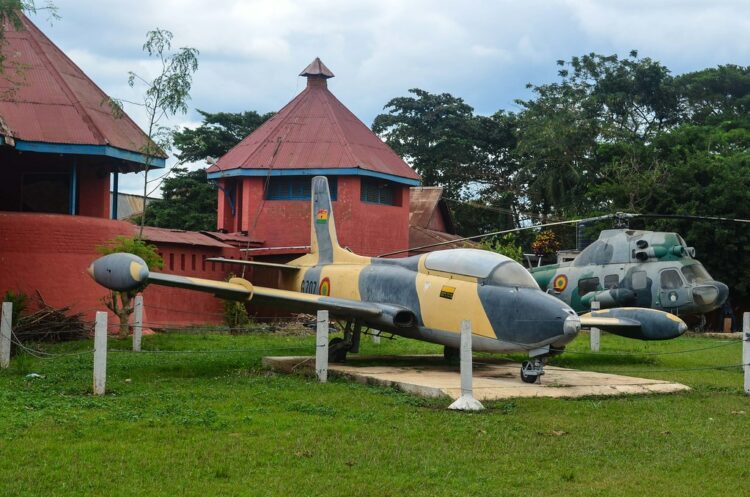 Ghana Armed Forces Museum