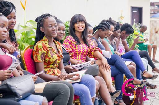 Koforidua Flowers show up for Miss Ghana audition